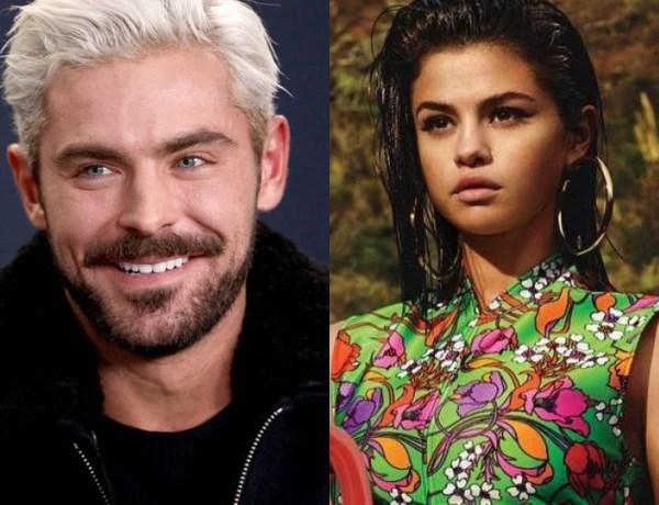 Selena Gomez et Zac Efron en couple ? La rumeur qui affole la Toile !