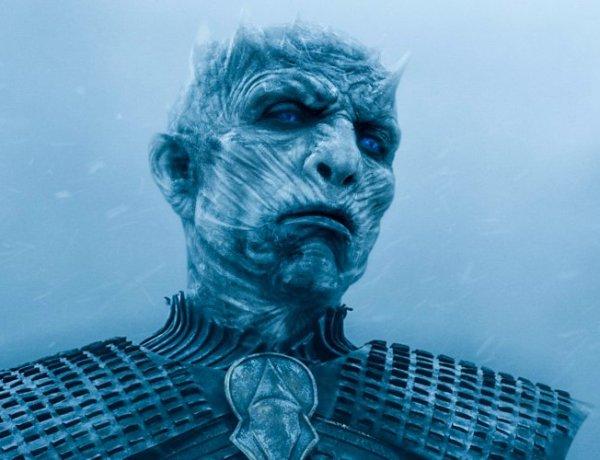 Game of Thrones : À quoi ressemble le Roi de la Nuit sans maquillage ?