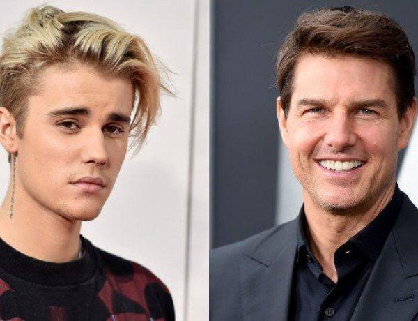 Justin Bieber défie Tom Cruise… pour un combat sur le ring !