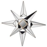 Large Gold Venetian Star Wall Mirror | Mulberry Moon