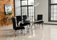 Louis Dining Table with 4 Chairs | Lavish Home