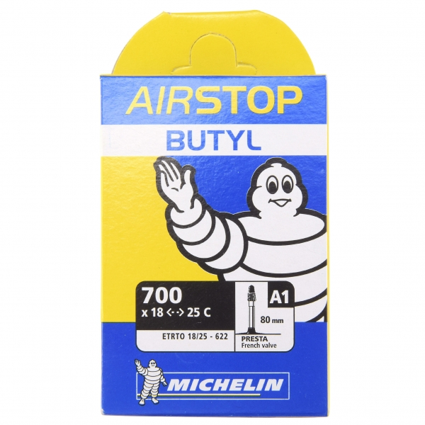 Chambre Air MICHELIN AIRSTOP 700x1825c Valve 80 Mm