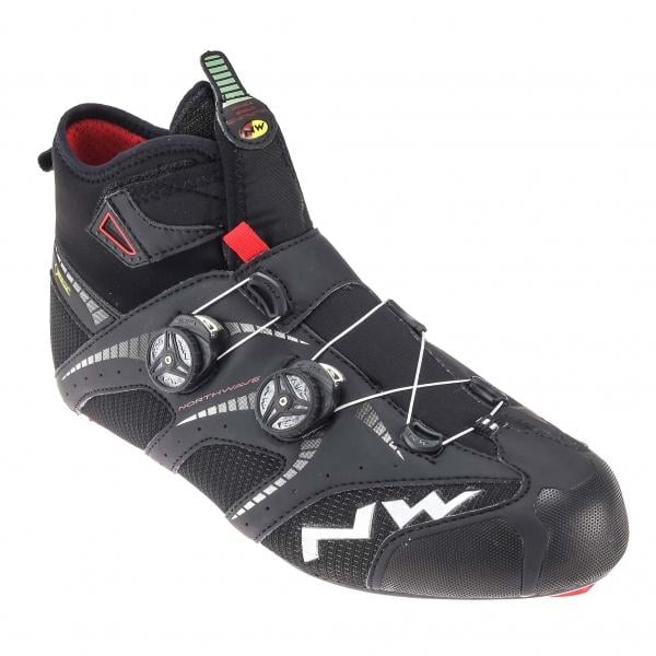 chaussures route northwave extreme road winter gtx noir