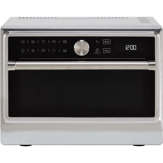 kitchenaid kmqfx33910 33 litre combination microwave oven stainless steel