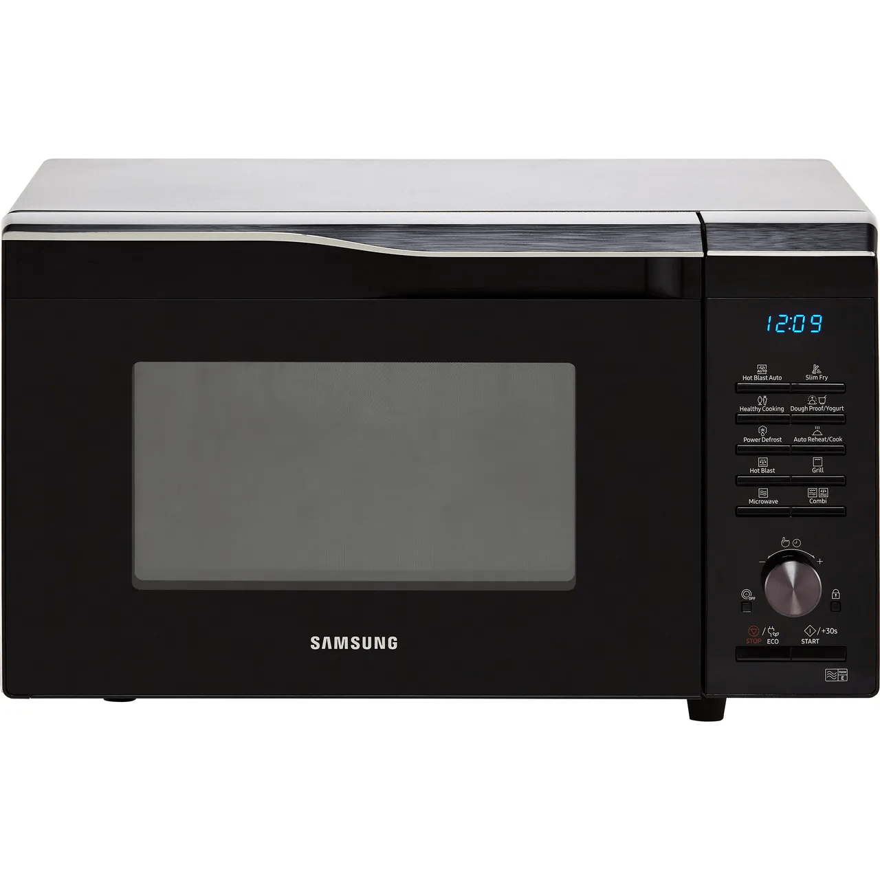 samsung easy view mc28m6055ck 28 litre combination microwave oven black