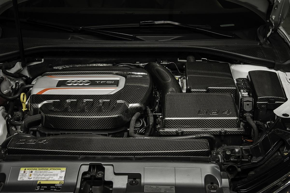 hight resolution of 034motorsport carbon fiber fuse box cover mkvii volkswagen gti golf r 8v audi a3 s3 rs3 mkiii audi tt tts ttrs