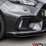 Maxton Design Front Splitter Aero Ford Focus Mk3 Rs Fo Fo 3 Rs Ffd1f