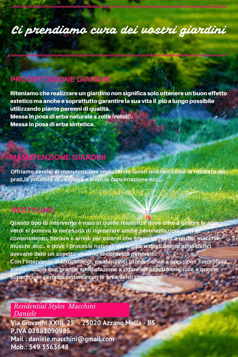 Come Fare Un Preventivo Di Giardinaggio