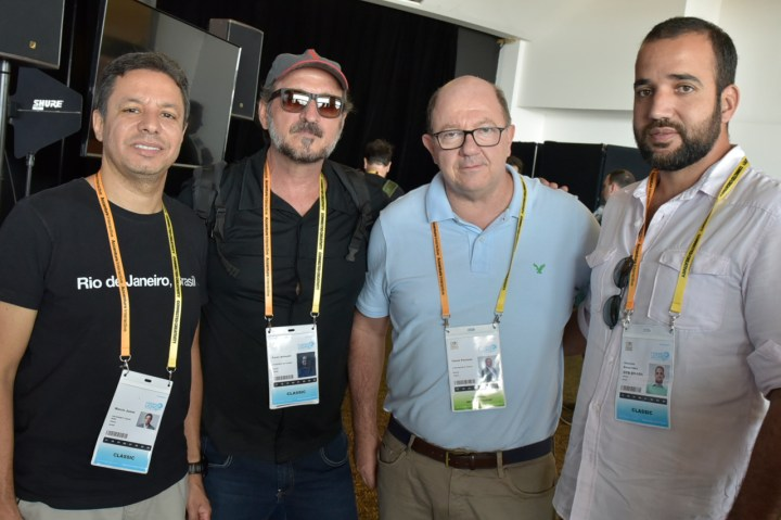 , Marcio Juniot (Leo Burnet), Paulo Schimidt (Apro), Flavio Pestana (Estadão), Vinicius Bonavides (GTB)