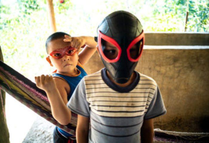 Para Un Niño Inmigrante Cómo Resulta Vislumbrar El Propublica