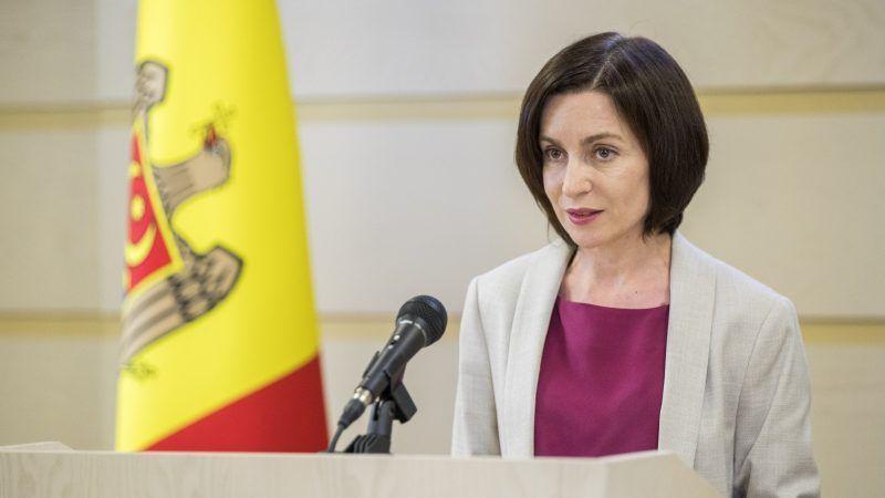 Maia Sandu anunta ca Igor Dodon fraudeaza alegerile si ...