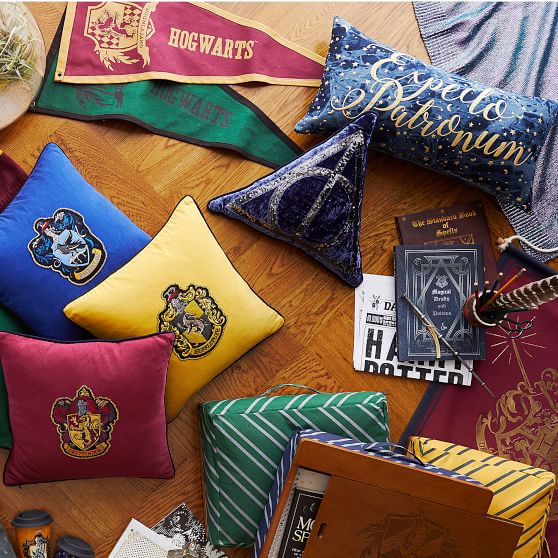 harry potter expecto patronum pillow cover