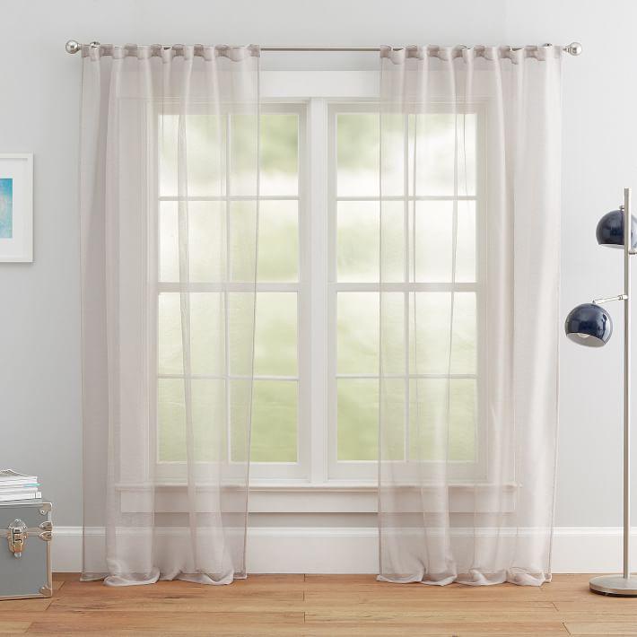 room divider sheer curtain teen