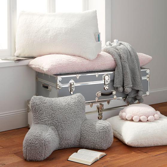 cozy lounge around dorm pillow