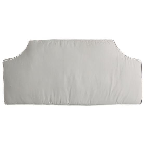 headboard dorm pillow pottery barn teen
