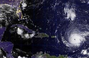 hurricanes irma and maria