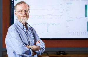 Upside Energy founder Graham Oakes
