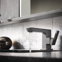 Brizo Kitchen Faucet Moen High Arc 简约却不简单 Vettis 限量款混凝土水龙头 水龙头 混凝土
