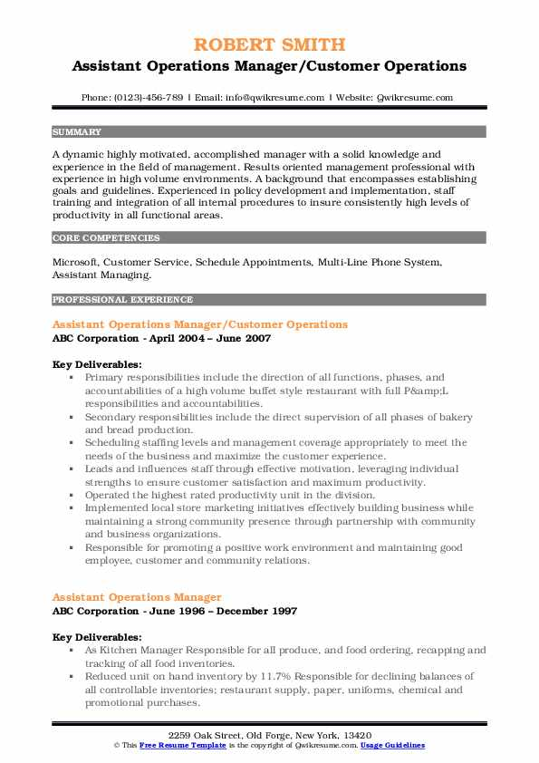 Clubhouse Manager Resume Samples | QwikResume
