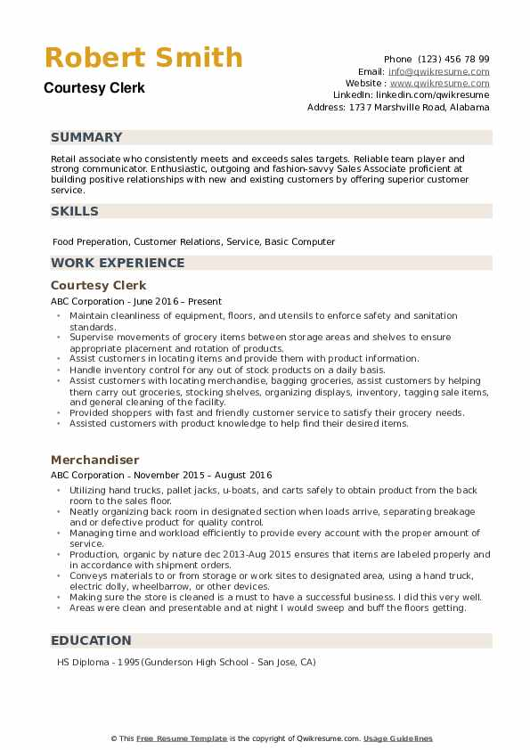 education resume example high school