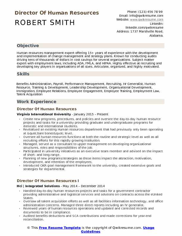 talent acquisition resume objectives samples