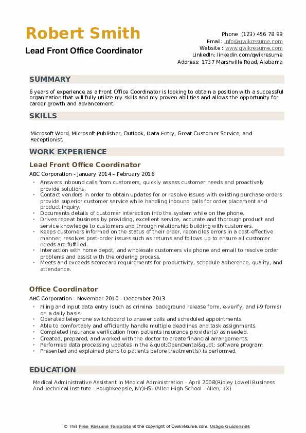 microsoft office online resume samples