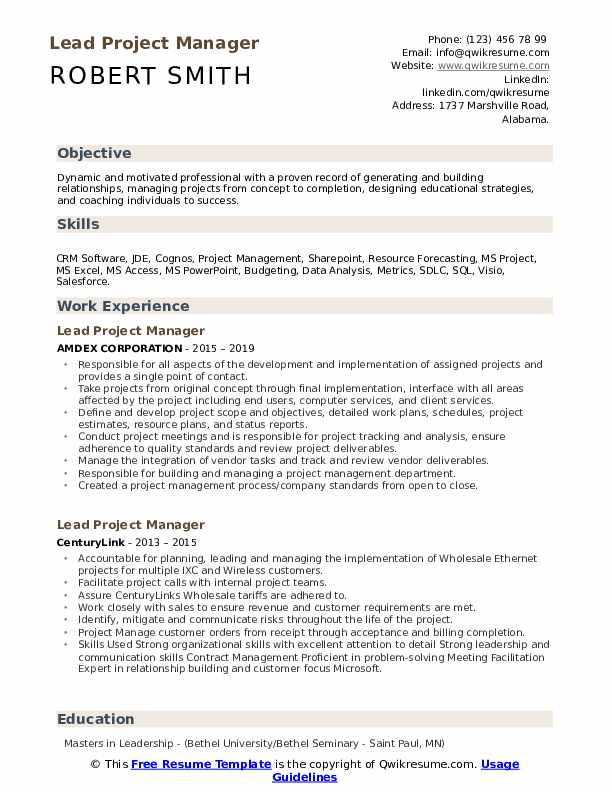 Based on our example resumes, a good project manager should demonstrate key skills such as organization, communication, analytical thinking, creativity, leadership, and computer competencies. Juanelsiervo Project Management Resume Project Manager Resume Sample Resumecompass Project Management Skills On A Resume 20 Examples