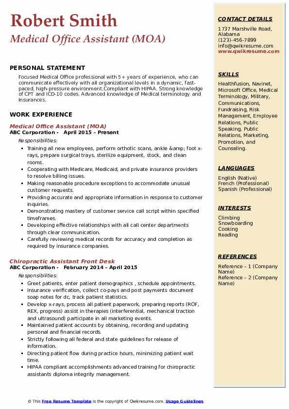 fundraising resume samples