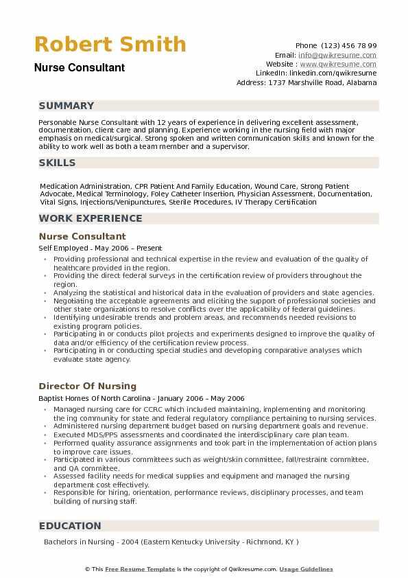 Legal Nursing Consultant Cover Letter - Cover Letter Resume Ideas ...