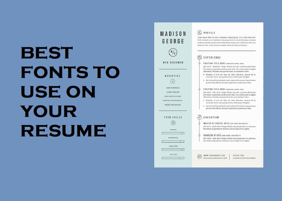 top ten resume templates 2017