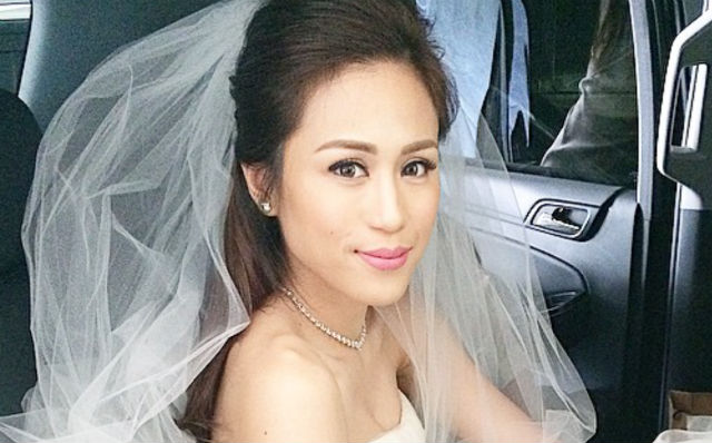 IN PHOTOS Toni Gonzaga In Stunning Wedding Dress