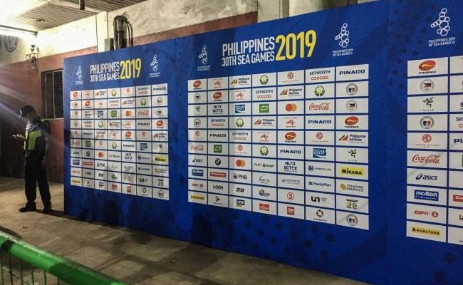 Media Center Stadium Still Unfinished As Sea Games 2019