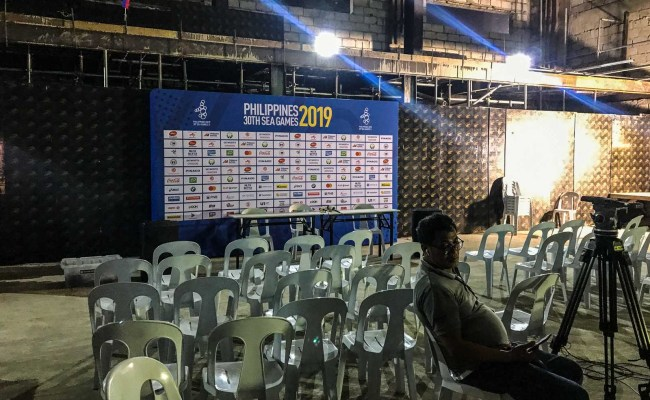 Media Center Stadium Still Unfinished As Sea Games 2019