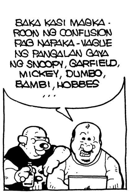 #PugadBaboy: Hello Doggie 3