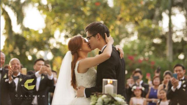 IN PHOTOS Nikki Gil marries BJ Albert