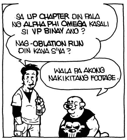 #PugadBaboy: Oblation Run punchline 2