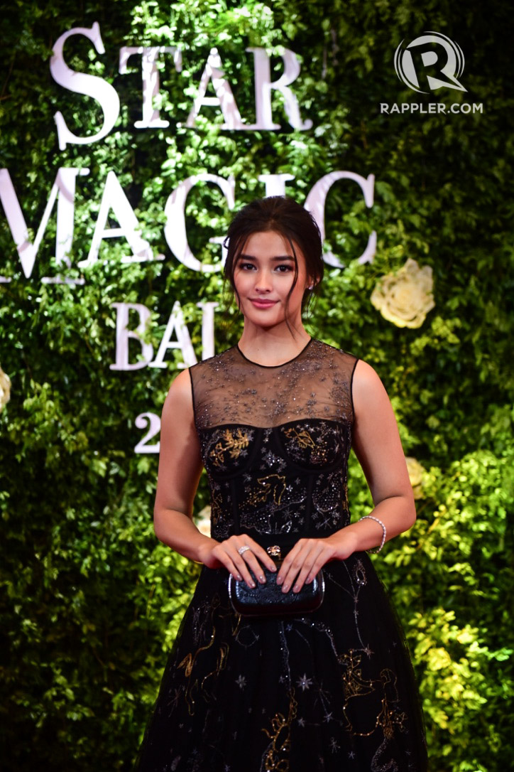 Kathryn Bernardo Tops Rapplers Star Magic Ball 2017 Best