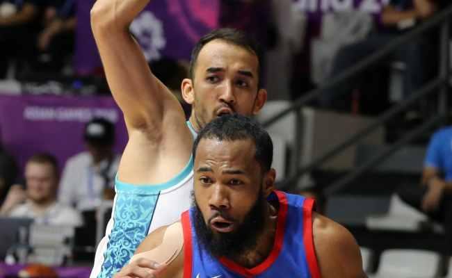 Clarkson Less Gilas Crushes Kazakhstan In Asian Games
