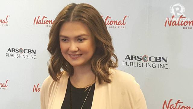 Angelica Panganiban On Writing The Foreword Of Para Kay Ex