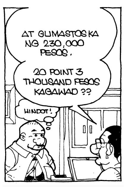 #PugadBaboy: Overpricing punchline 2