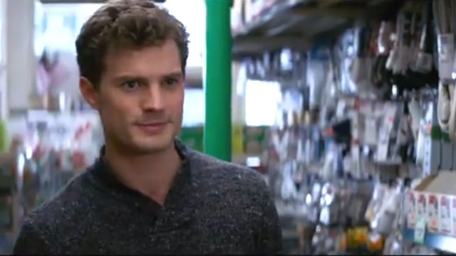 Christian Grey in new Fifty Shades TV spot Where have