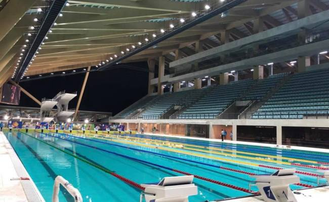 Look Ph Swimming Tests 2019 Sea Games Venue