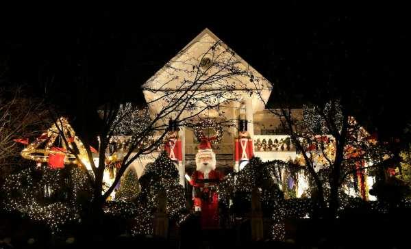 christmas lights usa # 70