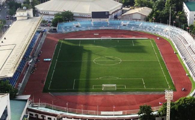 2019 Sea Games Rizal Memorial Stadium Renovations In Full