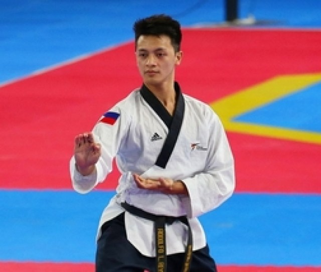 Gold Rush In Sea Games Taekwondo As Ph Rakes In  Silvers