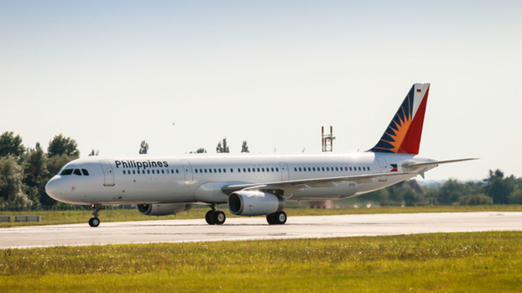 "TOO MANY WINGS. Bautista laments that Ang had bought ""too many"" airplanes, adding capacity beyond what the airline needs. File photo from Philippine Airlines"