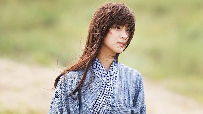 Image result for rurouni kenshin legend ends takei emi