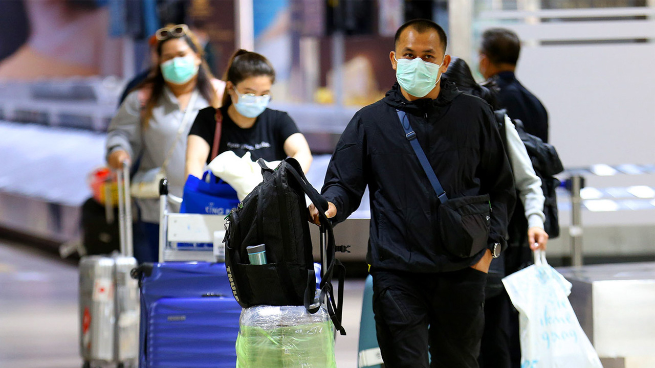 Philippines bans foreigners from coronavirus-hit countries