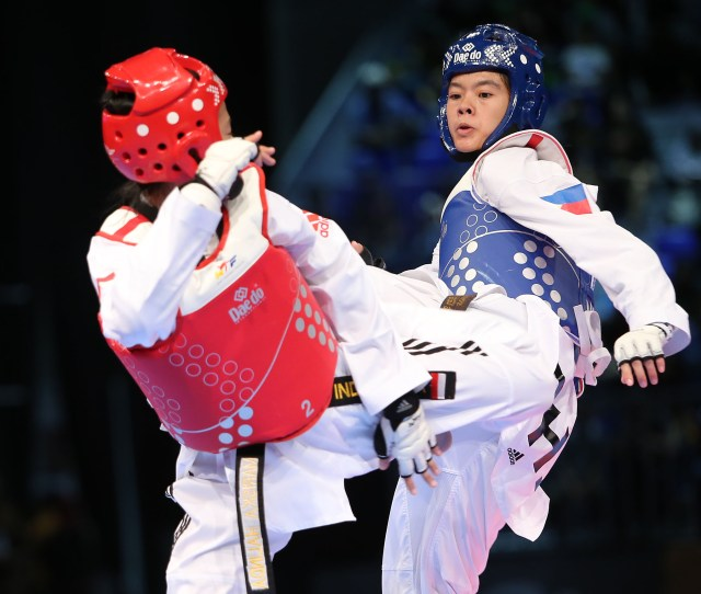 Ph Adds Silver Medals In  Sea Games Sailing Taekwondo