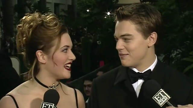 Kate Winslet And Leonardo Dicaprio Interview